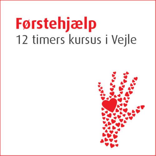 12 timers førstehjælp i Vejle