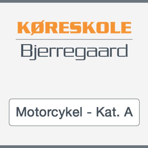 Kørekort til motorcykel Kat. A